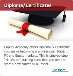 Get you Diploma & Certificates from Capitol Academy