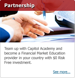 partnership with Capitol Academy